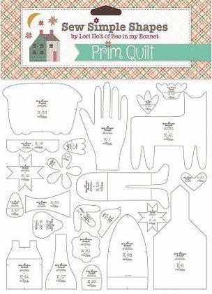 Prim Quilt - Sew Simple Shapes