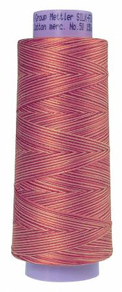 Mettler 100% Cotton Multi Thread (50 wt) - Falling Leaves #9858