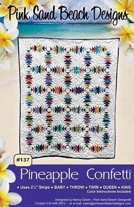 Pineapple Confetti Pattern