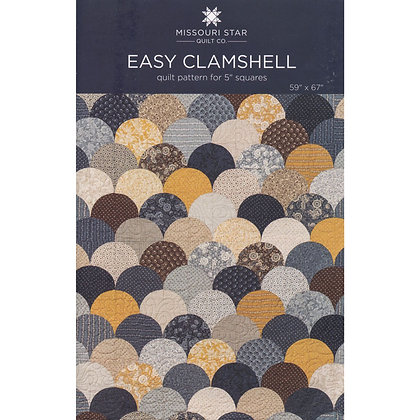 Easy Clamshell Pattern