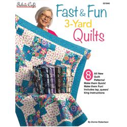 Fast & Fun - 3 Yard Quilts