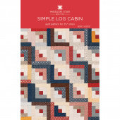 Simple Log Cabin Pattern