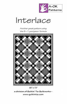Interlace - A-OK 5 Yard Pattern