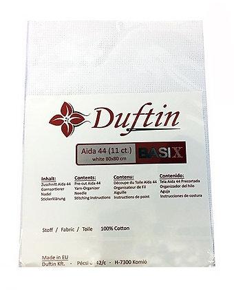 Duftin Aida 44 (11 ct.) - 40x100cm - White