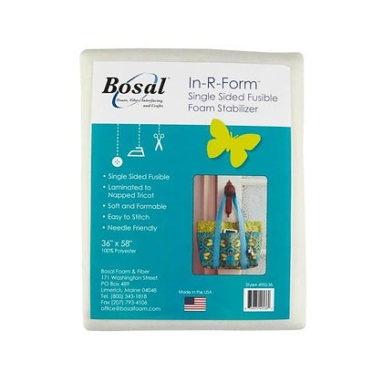 Bosal In-R-Form Single Sided Fusible Foam Stabilizer