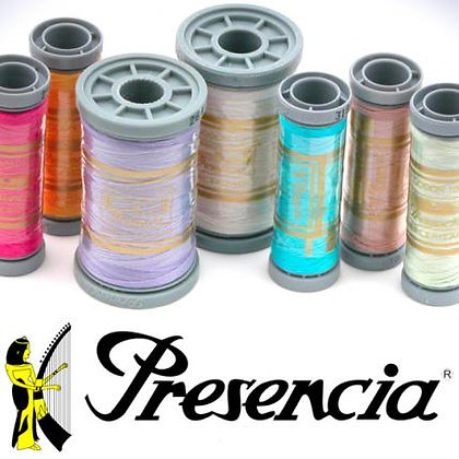 60 Wt. Presencia - assorted colours