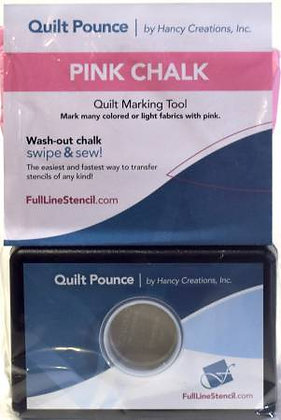Quilt Pounce - Pink Chalk