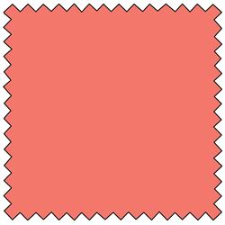 FLANNEL - Grapefruit - 1/2 meter