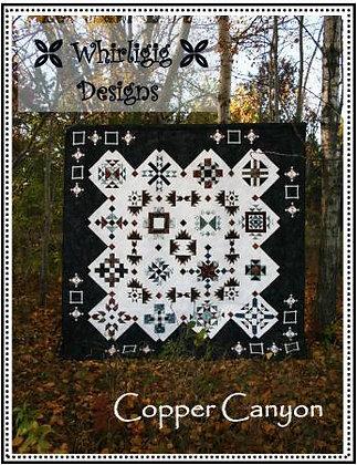 Copper Canyon Pattern