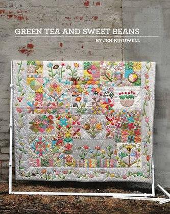 Green Tea and Sweet Beans
