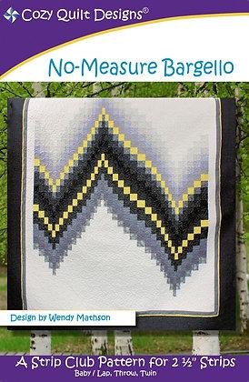 No-Measure Bargello