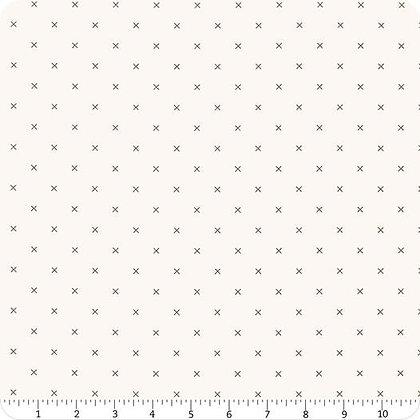 Bee Backgrounds - X - Gray - 1/2 meter