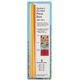 Quilter's No-Melt Press Bars - Set of 5