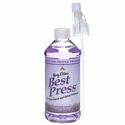 Best Press - Lavender - 16.9 oz.