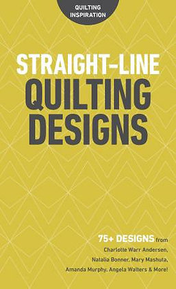 Straight Line Quilting Designs