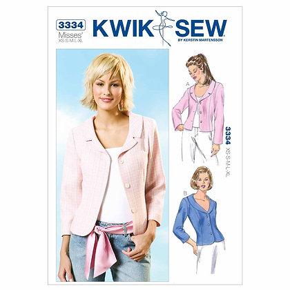 Kwik Sew - Misses' Jackets Pattern