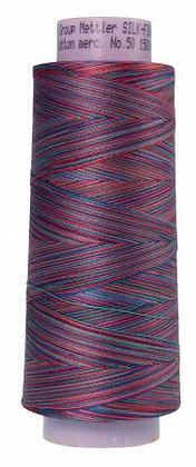 Mettler 100% Cotton Multi Thread (50 wt) - Techno Brights #9836