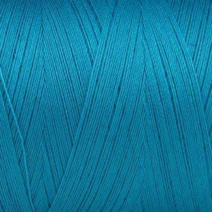 Genziana 50 wt Thread - Teal Blue