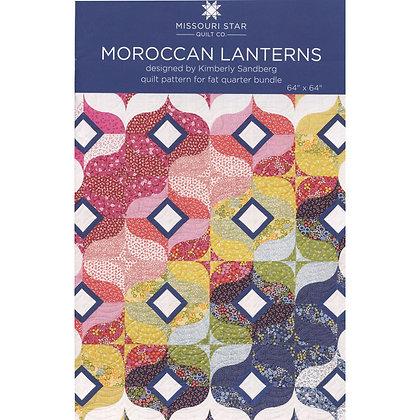 Moroccan Lanterns Pattern