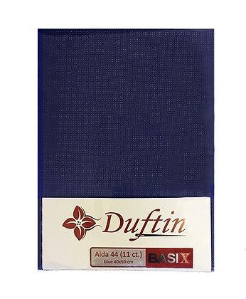 Duftin Aida 44 (11 ct.) - 40x50cm - Black