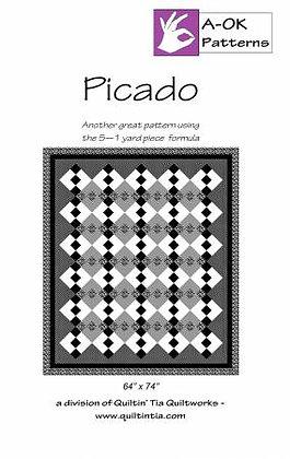 Picado - A-OK 5 Yard Pattern