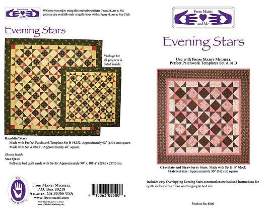 Evening Stars Pattern - Marti Michell