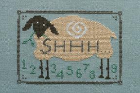 Shhh...Counting Sheep