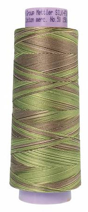 Mettler 100% Cotton Multi Thread (50 wt) - Green Tea #9820