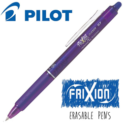 Frixion Pen (.7) - Clicker