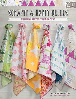 Scrappy & Happy Quilts