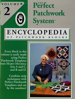 Marti Michell - Encyclopedia of Patchwork Blocks - Volume 2