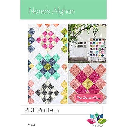 Nana's Afghan
