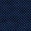 Beautiful Basics Classic Dots - Rich Navy - 1/2 meter