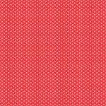 Bee Basics - Tiny Daisy - Red - 1/2 meter (Bolt #1)