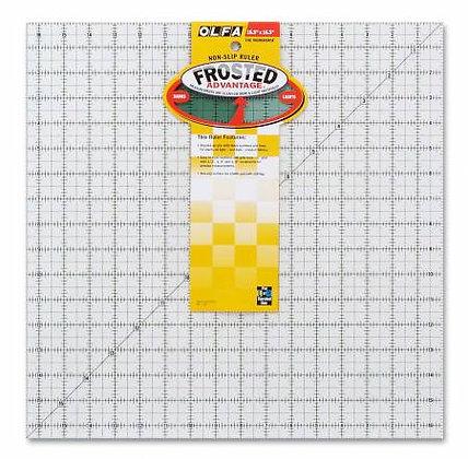 "Olfa Ruler - 16.5"" x 16.5"""