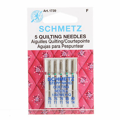 Schmetz Quilting Needles - Assorted Sizes
