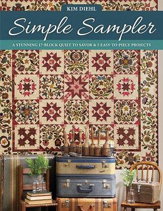 Simple Sampler Book - Kim Diehl
