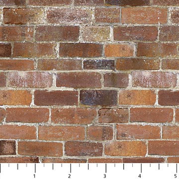 Naturescapes - Brick Wall - 1/2 meter