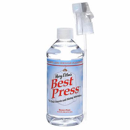 Best Press - No Scent - 16.9 oz.
