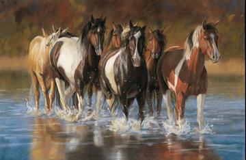 Unbridled Horse Panel