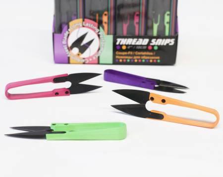 "4"" Thread Snips - Purple"