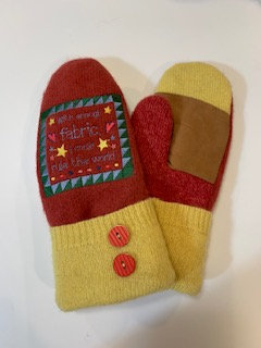 Mittens - With Enough Fabric I Could Rule The World