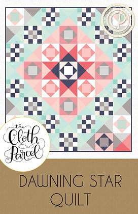 Dawning Star Quilt Pattern