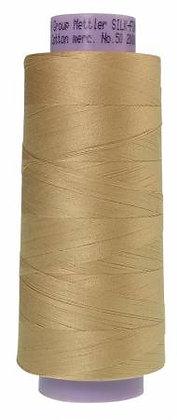 Mettler 100% Cotton Thread (50 wt) - Ivory #0265