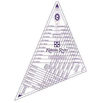 Kaleido Ruler Large - Marti Michell
