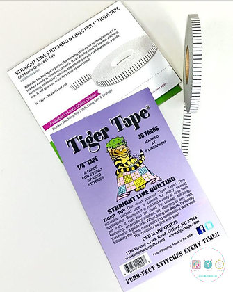 Tiger Tape - 9 Lines/Inch
