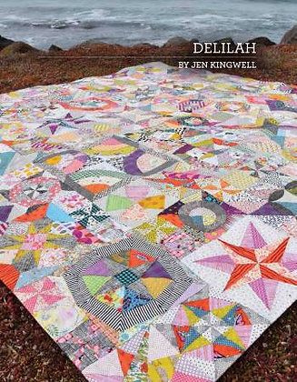 Delilah by Jen Kingwell