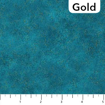 Radiance Shimmer - Peacock - 1/2 meter
