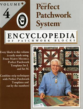 Marti Michell - Encyclopedia of Patchwork Blocks - Volume 4