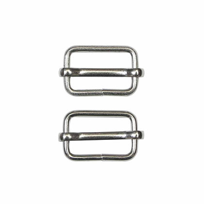 Slide Buckle - Metal - 25mm